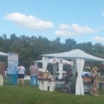 Фестиваль «Хлебное место» в д. Бегуницы