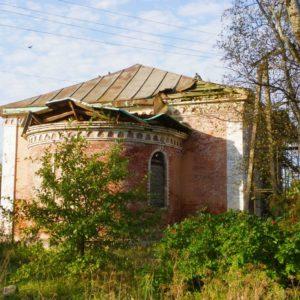 Церковь Спаса Нерукотворного образа в Чирковицах