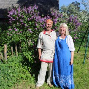 Ольга и Михаил Дудоровы