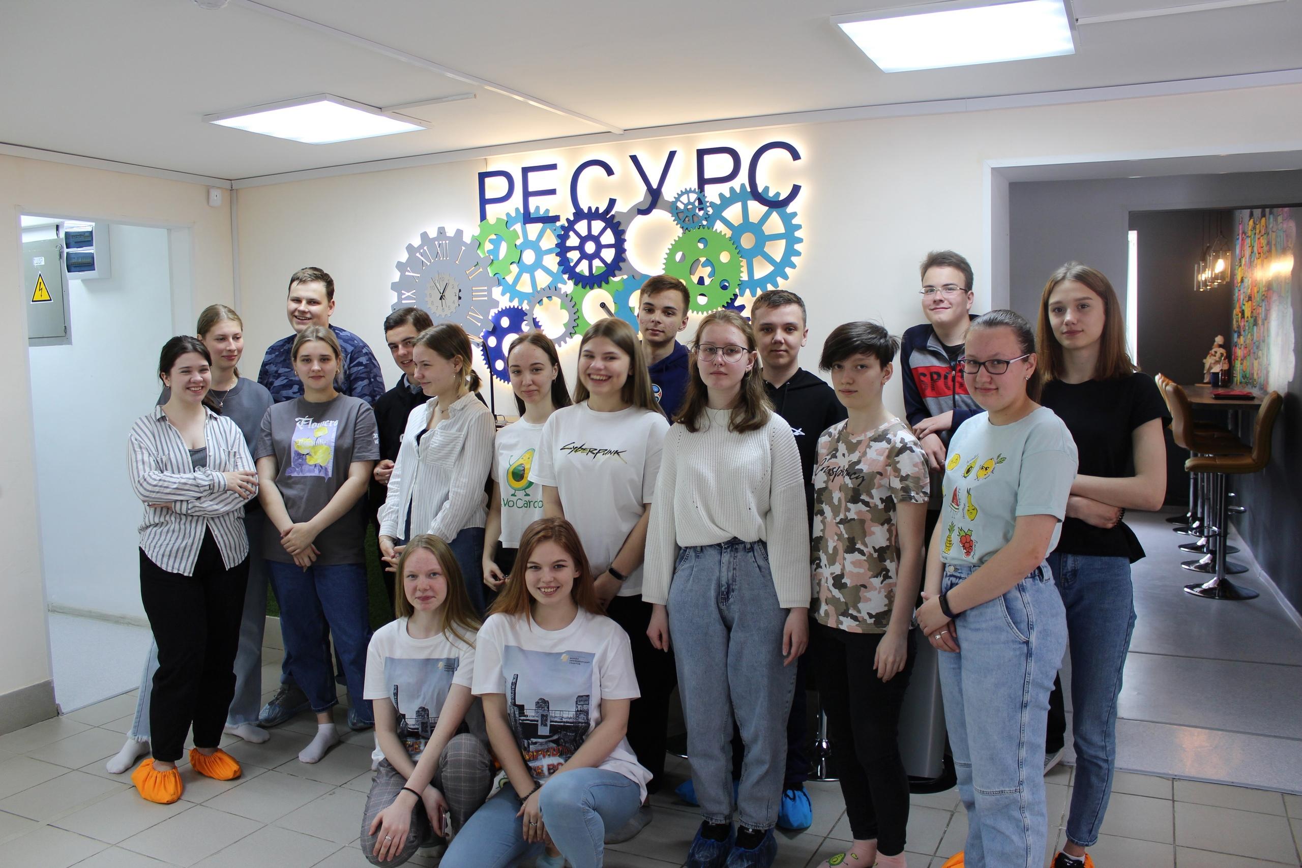 Ресурсный центр Добровольчество Киришского р-на