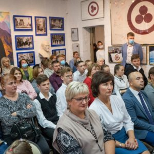 В Изваре открылся фестиваль «Рерих и Чюрленис. Космизм в творчестве»